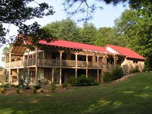 Cumberland Mountain Tennessee Wedding Venue