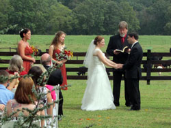 Tennessee Wedding Site